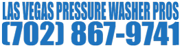 Las Vegas Pressure Washer Pros | Pressure washing for commercial applications & residential